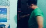 Warung Sembako Driver Ojek Online Dibobol Maling