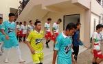 Final Sepak Bola Bupati Cup Pertemukan Gresik FC Vs Maliku FC