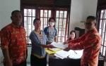 Kepala Desa Tumbang Miwan Ajak Sukseskan Pemilihan Anggota Badan Permusyawaratan Desa