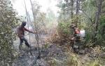 Tim Karhutla Barito Timur Kurang Dukungan oleh Perusahaan