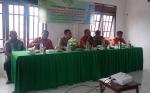 Forum Keserasian Sosial Desa Tumbang Miwan Gelar Dialog Tematik