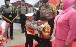 Kapolda Kalimantan Tengah Kunjungan Kerja ke Polres Kotawaringin Timur