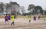 CBI FC Bantai 4 : 1 Persebun Legend di Babak Pertama Lanjutan Turnamen Bupati Cup 2019