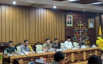 Gubernur Kalteng Tegaskan Bupati dan Wali Kota Tidak Boleh Keluar Daerah saat Karhutla