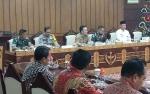 Pemprov Kalteng bersama TNI Polri Bahas Tanggap Darurat Kebakaran Hutan dan Lahan