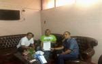 Pengurus SIWO PWI Kalteng Langsung Bangun Olahraga