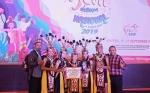 Pelajar SMPN 1 Kuala Pembuang Ukir Prestasi di FLS2N Nasional