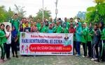 Masyarakat Barito Utara Gelar Senam Gemu Fa Mire Peringati Hari Kontrasepsi Sedunia