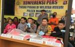 Kapolsek Mantangai akan Libatkan Perusahaan Tanggulangi Karhutla