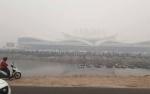 Gubernur Ingin Bandara Tjilik Riwut Dilengkapi ILS Kategori 2 Atasi Cuaca Kabut Asap