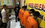 Dua Wilayah Ini Jadi Target Pelaku Edarkan Sabu Sebelum Digagalkan Polres Kapuas