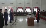 Farid Yusran Resmi Jabat Ketua DPRD Barito Selatan