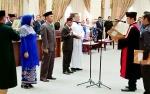 Mery Rukaini, Permana Setiawan dan Sastra Jaya Resmi Jadi Pimpinan DPRD Barito Utara 2019 - 2024