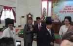 Ketua DPRD Barito Selatan Berpendapat Antara Legislatif dan Eksekutif Tidak Boleh Saling Adu Kuat
