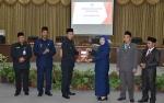 Bupati Barito Utara Sampaikan Nota Keuangan APBD Perubahan 2019