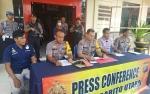 Polisi Tangkap Pelaku Pembakaran 1,5 Hektare Lahan di Desa Trinsing