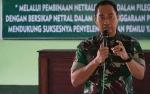 Seluruh Personel Kodim 1011/Kuala Kapuas Disiagakan terkait Kebakaran Hutan dan Lahan