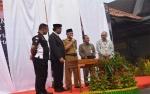 Sekda Hadiri Hari Agraria dan Tata Ruang Nasional di BPN Kalteng