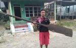 Penemuan Dayung Besar di Sungai Barito Membawa Berkah