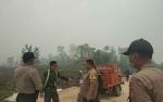 Kapolres Kotawaringin Timur kembai Pantau Karhutla di Sampit