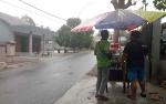 Setelah Lebih dari Satu Bulan Dilanda Kemarau, Hujan mulai Mengguyur Kota Pangkalan Bun