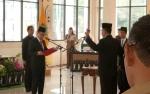 Bupati Katingan Lantik 1 Pejabat Eselon II sebagai Kepala BKPP