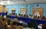 Bupati Sukamara Harapkan Dinas Berperan Aktif Koordinasikan Program Penanggulangan Kemiskinan