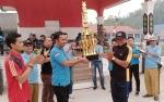 22 Tim Sepakbola Ikuti KNPI Cup I Kabupaten Pulang Pisau