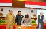 DPRD Pulang Pisau Tetapkan Alat Kelengkapan Dewan