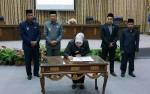 Enam Fraksi Pendukung DPRD Barito Utara Setujui Raperda APBD Perubahan 2019