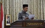 Bupati Barito Utara Berikan Jawaban Atas Pemandangan Umum Fraksi DPRD