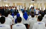 Ketua KONI Kalteng Lantik Pengurus KONI Kabupaten Barito Utara Periode 2019-2023
