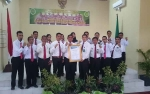 Pengadilan Negeri Kuala Kurun Kelas II Syukuran Atas Capaian Akreditasi A Excellent