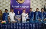 Sugianto Sabran Daftar Jadi Bakal Calon Gubernur di Pilkada 2020 ke Nasdem
