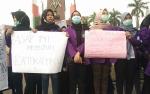 Demo Mahasiswa Juga Tuntut Pemerintah Tindak Tegas Pelaku Pembakaran Lahan