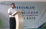 50 Persen Penduduk Desa Natai Raya Terdaftar Jaminan Sosial Ketenagakerjaan
