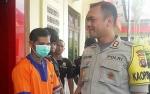 Jajaran Polres Barito Utara Mengamankan Pelaku Pembakar Lahan