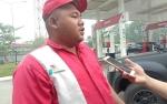 Ini Kronologi Ledakan Jeriken Diduga Milik Pelangsir di SPBU Jalan Imam Bonjol Palangka Raya