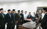 Bupati Barito Utara Lantik Dewan Direksi dan Badan Pengawas Perusahaan Daerah