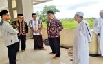 Kubah Masjid Agung Ar-Raudah Pulang Pisau akan Diukir Tulisan Asmaul Husna