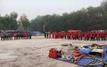 PT IFP Apel Siaga Karhutla Bersama Masyarakat Peduli Api dan Personil Kehutanan