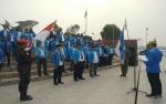 Pengurus KNPI Kotawaringin Timur Dilantik di Ikon Kota Patung Jelawat