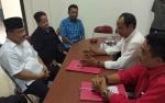 Kepas Rangkai Daftar Bakal Calon Wakil Gubernur ke PDIP Kalteng