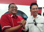 Nadalsyah Siap Pilih Sigit K Yunianto Jadi Wakilnya di Pilkada Kalteng 2020