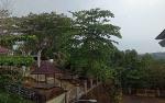 Kota Puruk Cahu Akhirnya Diguyur Hujan Lebat Setelah Beberapa Bulan Terakhir Dilanda Kemarau