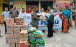 CBI Group Salurkan Bantuan untuk Satgas Karhutla