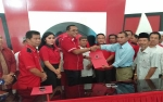 Riban Satia Maju Lewat PDIP Jadi Bakal Calon Gubernur Kalteng