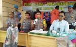 Polres Barito Timur Tetapkan Dua Tersangka Kasus Kebakaran Hutan dan Lahan