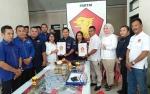 Wakil Bupati Barito Selatan Merapat ke Gerindra Lewat Utusan