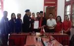 Mendaftar Sebagai Wakil Bupati Kotim, Parimus Ingin Koalisi PDIP - Demokrat